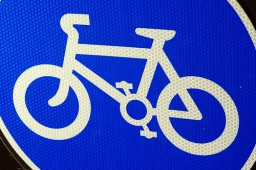 elcykel kit skilt