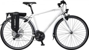 Giant Escape Hybrid elcykel